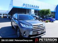 Enjoy our 2018 Toyota Highlander XLE AWD presented in