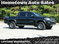 LIFETIME WARRANTY ON THIS ONE OWNER TACOMA DOUBLE CAB