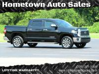 LIFETIME WARRANTY ON THIS TOYOTA TUNDRA CREW MAX