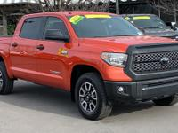 CARFAX One-Owner. Clean CARFAX. 2018 Toyota Tundra SR5