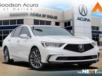 ACURA CERTIFIED, SUNROOF/MOONROOF, NAVIGATION/GPS,