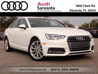 Audi Sarasota Courtesy Vehicle with Only 5,959