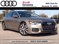 Audi Sarasota Courtesy Vehicle with Only 8,029