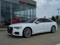 Audi Lafayette is excited to offer this 2019 Audi A6.