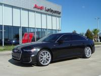 Thank you for your interest in one of Audi Lafayette's