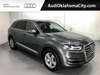 *AUDI CERTIFIED 5 YR/UNLIMITED MILE WARRANTY!, 4WD/AWD,