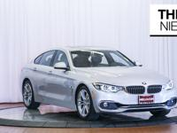 Here is a 2019 BMW 430i Gran Coupe with only 5,297