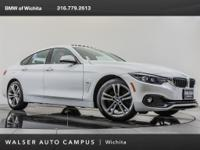 2019 BMW 430i xDrive Gran Coupe, located at BMW of