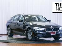 Here is a 2019 BMW 530i with 12,211 miles and a great