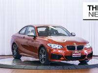 RARE 6 SPEED MANUAL! Here is a 2019 BMW M240i Coupe