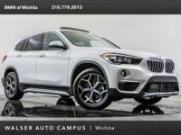 Scores 31 Highway MPG and 22 City MPG! This BMW X1