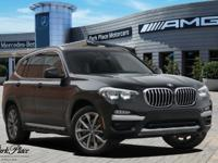 Racy yet refined, this 2019 BMW X3 turns even the most