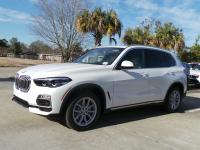 Alpine White 2019 BMW X5 xDrive40i AWD 8-Speed