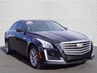 2019 Cadillac CTS 3.6L Luxury RWD 8-Speed Automatic