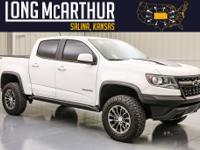 2019 Chevrolet Colorado Crew Cab ZR2 4wdThis is one of