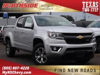 2019 Chevrolet Colorado Z71 RWD 8-Speed Automatic