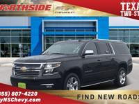 Black 2019 Chevrolet Suburban Premier RWD 6-Speed