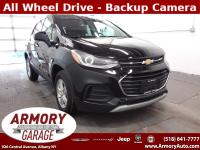 2019 CHEVROLET TRAX LT ALL WHEEL DRIVE ONE OWNER .NOT A