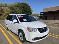 Dodge 2019 Grand Caravan SXT FWD 6-Speed Automatic 3.6L