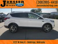 Take a look at this brand new 2019 Ford Escape! Tons of