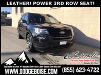 *** LEATHER *** POWER THIRD ROW SEAT *** HEATED &