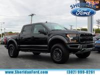 2019 Ford F-150 Raptor Agate Black New Price! F-150