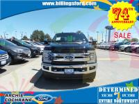 Agate Black Metallic 2019 Ford F-250SD King Ranch 4WD