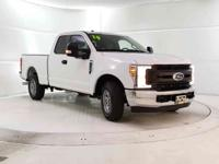 Check out this 2019 Ford Super Duty F-250 SRW XL. Its