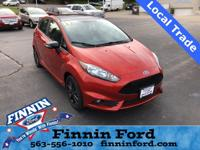 This Ford Fiesta is well equipped and includes the