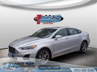 CARFAX One-Owner. Clean CARFAX.2019 Ford Fusion SEL