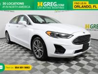 CARFAX One-Owner. 6-Speed Automatic, Equipment Group