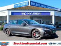 New Price! Clean CARFAX. Himalayan Gray 2019 Genesis