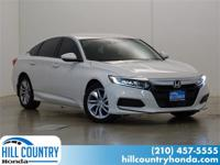 Clean CARFAX. Certified. 2019 Honda Accord LX Platinum