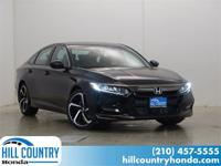 New Price! Clean CARFAX. Certified. 2019 Honda Accord