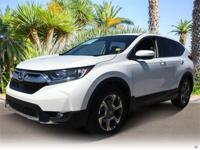 CR-V EX, 4D Sport Utility, CVT, Power moonroof. CVT