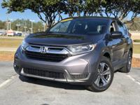 We are excited to offer this 2019 Honda CR-V. When you