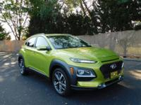 CARFAX One-Owner. Clean CARFAX. Lime Twist 2019 Hyundai