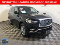 QX80 LUXE PROASSIST PACKAGE, 4D Sport Utility, 5.6L V8,