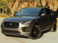 ***R-DYNAMIC S WITH BLACK PACKAGED **JAGUAR E-PACE P300