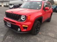 CARFAX One-Owner. Clean CARFAX. 2019 Jeep Renegade