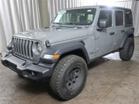 2019 Jeep Wrangler Unlimited Sport **Eligible for a