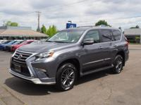 PREMIUM & KEY FEATURES ON THIS 2019 Lexus GX include,