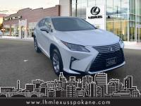 CARFAX One-Owner. White 2019 Lexus RX 350 AWD 8-Speed