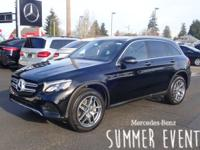 PREMIUM & KEY FEATURES ON THIS 2019 Mercedes-Benz GLC