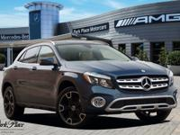 Come see this certified 2019 Mercedes-Benz GLA GLA 250.