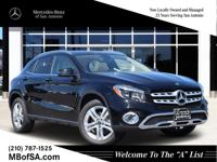2019 Mercedes-Benz GLA GLA 250 BlackClean One Owner