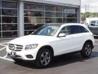 Polar White 2019 Mercedes-Benz GLC GLC 300 4MATIC