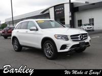 2019 Mercedes-Benz GLC GLC 300 RWD 9-Speed Automatic I4
