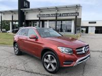 2019 Mercedes-Benz GLC GLC 300 I4 9-Speed Automatic RWD