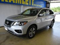 This outstanding example of a 2019 Nissan Pathfinder